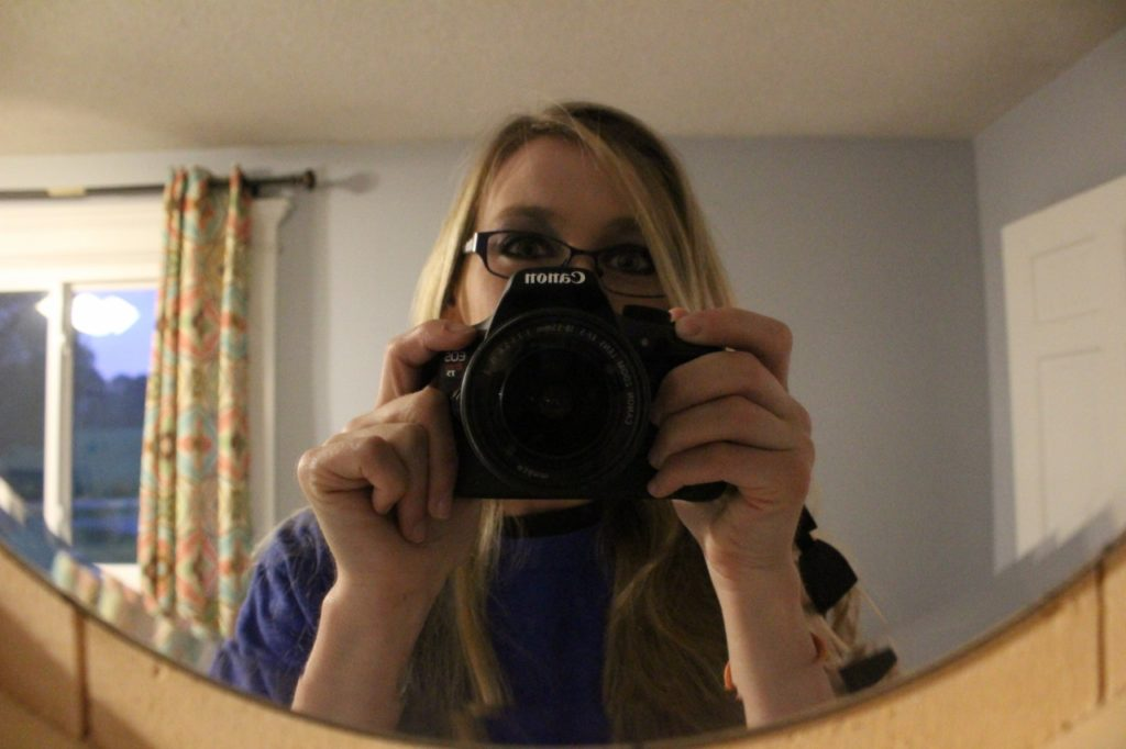 I bought a new camera!