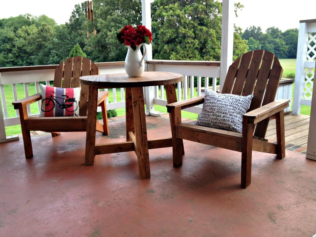 Build this simple modern dining table for $30 in lumber--Woodshop Diaries