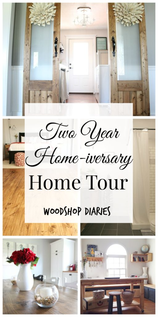 Two Year Home-iversary Home Tour