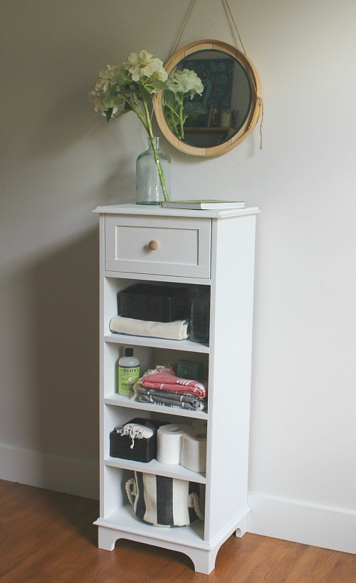 Tall Skinny Diy Storage Cabinet And Other Unique Storage