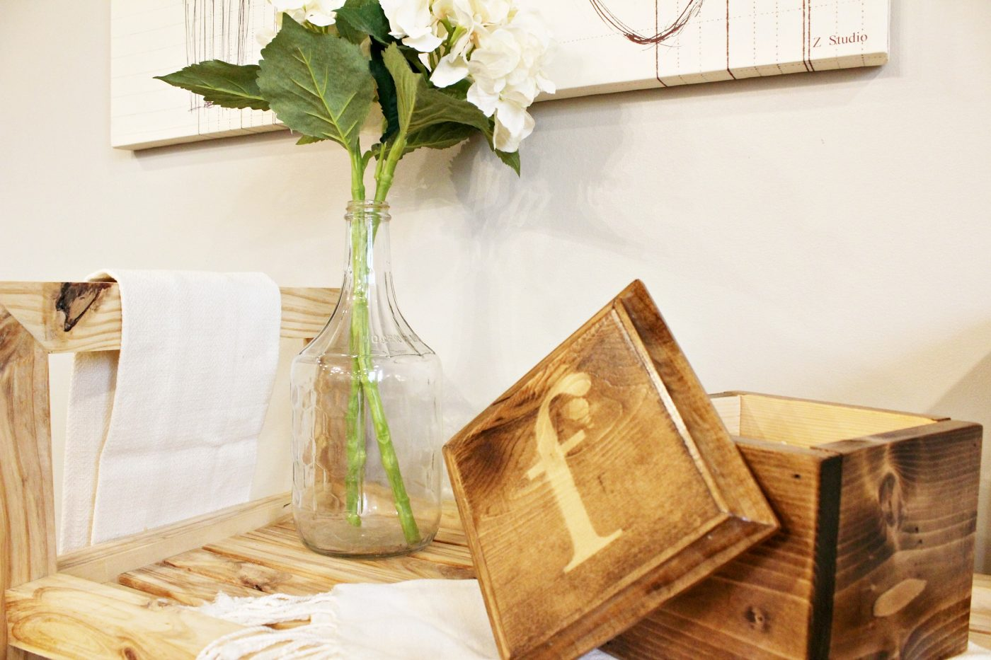How To Build A Diy Keepsake Box From Scrap Wood