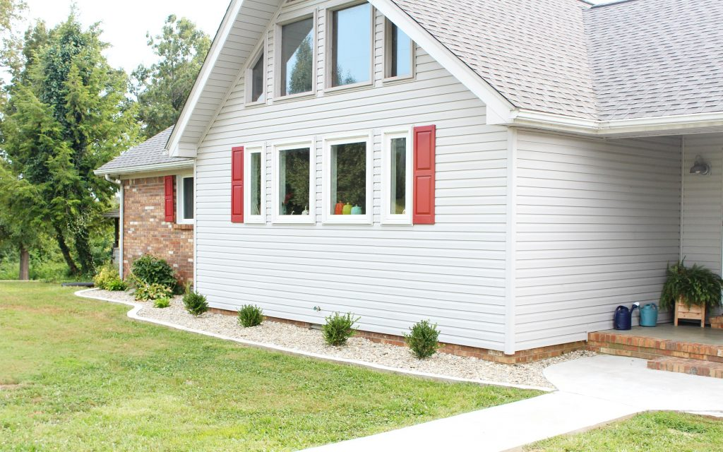 Updating your landscape with concrete sidewalk and concrete edging