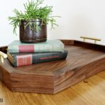 How to make a simple DIY wooden serving tray