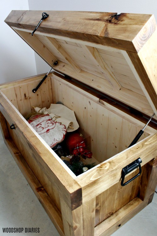 How To Build A Diy Hope Chest In 5