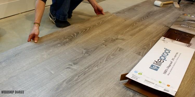 Why We Chose Lifeproof Vinyl Flooring, Is Lifeproof Flooring Waterproof Or Water Resistant