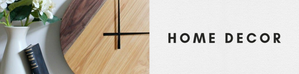 Home Decor DIY Project Graphic
