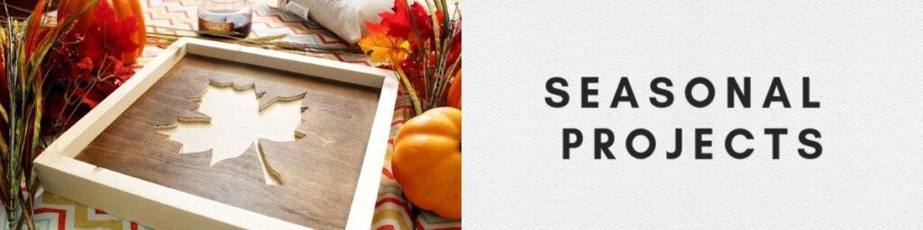 Seasonal Projects DIY graphic