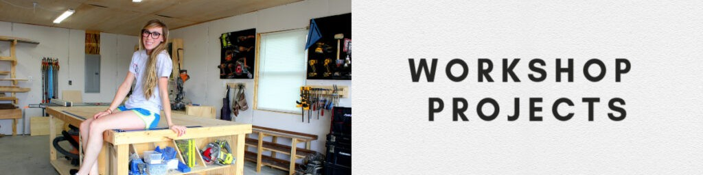 Workshop Projects--DIY projects category graphic