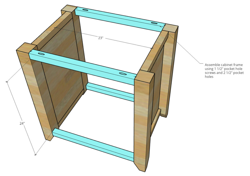 Diy File Cabinet Woodworking Plans To, Wooden File Cabinet Plans